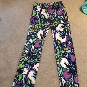 Lilly pulitzer Georgia May pants